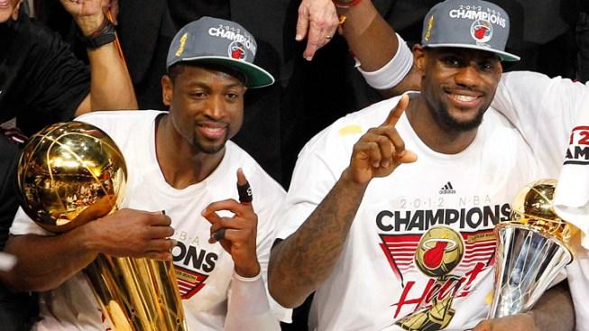 NBA GMs Pick Miami Heat to Repeat