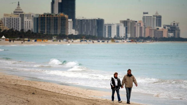 Mostly Dry Weather Expected in South Florida