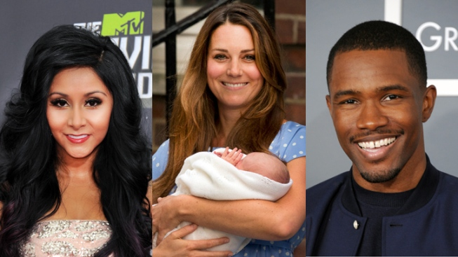 Jersey Town a No-Go for Snooki, Royal Baby Mania: The Week in Entertainment News