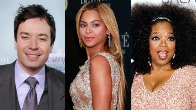 Colbert's Celeb-Filled Music Vid, Beyonce Chops Her Hair: The Week in Entertainment