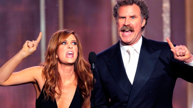 "Kristen Wiig Joins ""Anchorman"" Sequel"