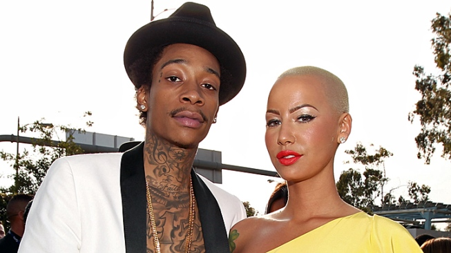 Wiz Khalifa and Amber Rose Welcome a Baby Boy