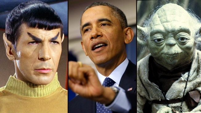 "Obama's ""Jedi Mind Meld"": Gaffe or Genius?"