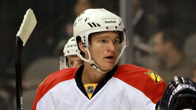 Florida Panthers To Get a Look at 2011 Draft Pick