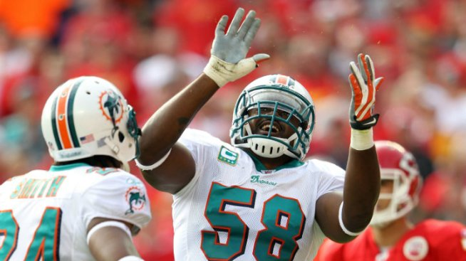 Dansby: Dolphins More Talented than '08 Cardinals