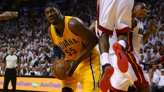 Miami Heat Drop Game 2 to Pacers, 97-93