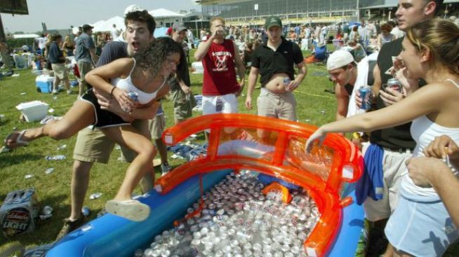 Preakness Infield Goes Tame?