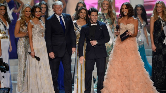 Miss USA Pageant Moving to South Florida, Donald Trump Says