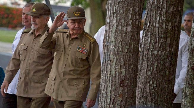 Cuba readying for 'range of enemy actions' after Trump win
