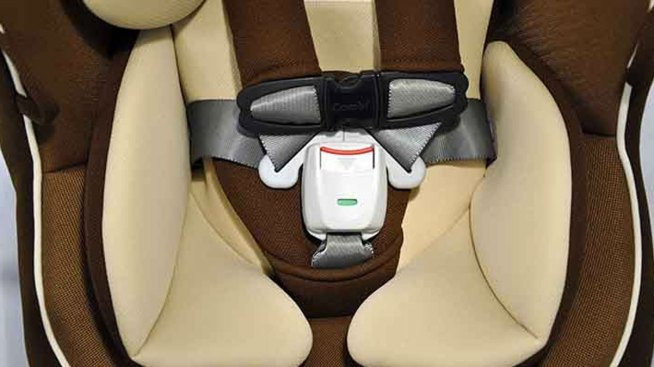 Combi Recalls 39K Child Car Seats for Risk of Chest Injuries