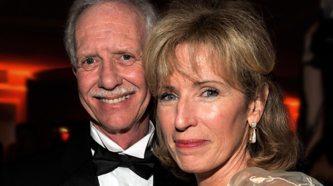 """Sullenberger """"Toast"""" of VF Oscar Party"""
