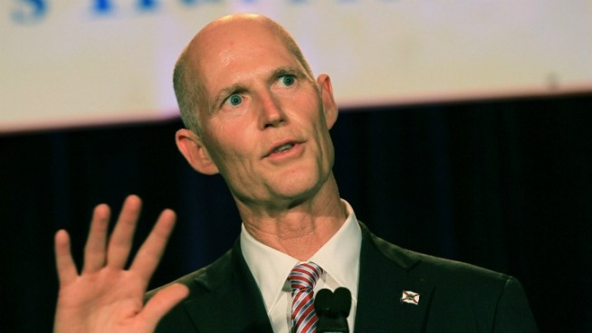 Gov. Rick Scott: Lack of Customs Staffing at MIA Could Damage Florida's Image