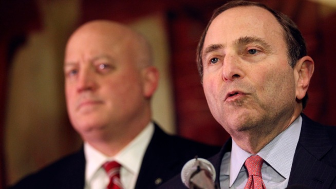 NHL, Union Could Resume Labor Talks This Week