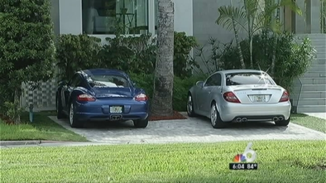 Police said they busted two Miami men for using women, children and a Porsche to steal hundreds of thousands of dollars  worth of jewelry. NBC 6 South Florida's Myriam Masihy reports on the arrests of Idalberto Arias, Enrique Rodriguez, Denisse Diaz and Cindy Reyes. Resident Martin Alvarez gives his thoughts on the matter.