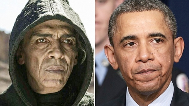"Producers: Obama-Satan Resemblance ""Utter Nonsense"""