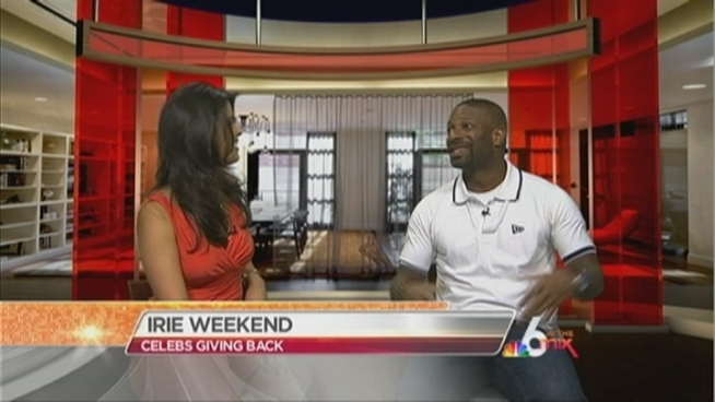 Your NBA champion Miami Heat's very own DJ Irie stopped in Wednesday to talk the championship celebration, his own foundation, and this weekend's 8th annual Irie Weekend.