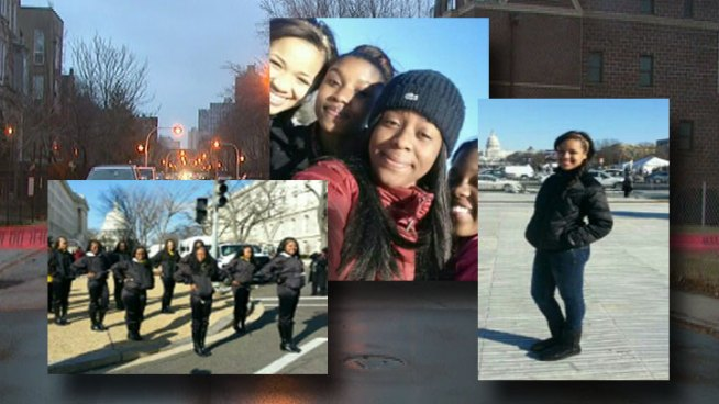 Hadiya Pendleton died after she was shot in the back while hanging out with a group of teens on Tuesday. Police say she wasn't the intended target. Michelle Relerford reports.