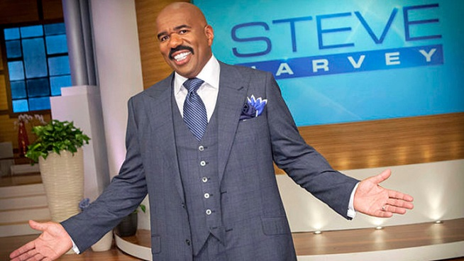 Steve Harvey enters the daytime TV landscape with his new talk show,