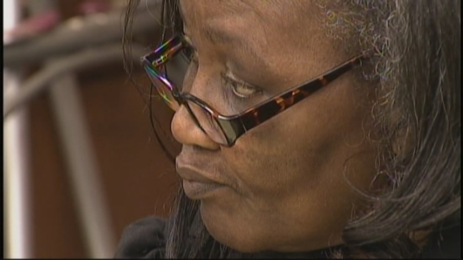 Trial resumed Tuesday in the case of Geralyn Graham, who is accused of murdering foster child Rilya Wilson, whose body has never been found. Deborah Muskelly, the Department of Children and Families case worker assigned to Wilson, spoke about how she learned that the 4-year-old child was missing. Defense attorney Scott Sakin pressed her on different points in court, with Muskelly acknowledging that she did check on the girl's well-being in person.