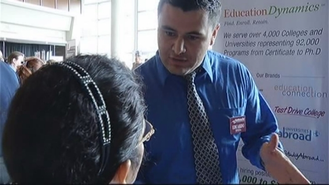 If you're out of work or looking for a career move, you can head to the Mega Job Fair hosted by Job News at the BB&T Center in Sunrise Tuesday. More than 1,000 positions will be available from 35 companies including Norwegian Cruise Lines, The Miami Dolphins and Domino's Pizza.