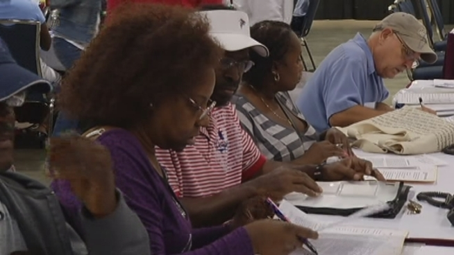Struggling homeowners and future homeowners lined up for free help Thursday morning at the Broward Convention Center. Neighborhood Assistance Corporation of America, a non-profit organization, is known for connecting people with bank lenders to help save their loans. Now the organization has launched a free new program that helps first-time home buyers land a loan they can afford. NACA founder Bruce Marks said people have