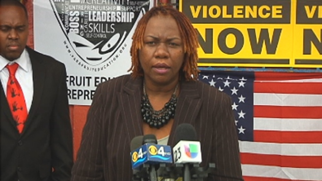 Miami community leaders gathered Monday to issue their own message on gun violence, a day before President Barack Obama gives his State of the Union. Miami-Dade County School Board member Dr. Dorothy Bendross-Mindingall spoke about the issue, as did Queen Brown and Carol Gardner, who both lost sons to gun violence.