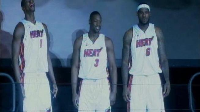 Miami Heat, Dolphins and Florida Panthers Visit Social Media Week By Adam Kuperstein |  Thursday, Feb 16, 2012  |  Updated 2:00 PM EST View Comments (0) | Email | Print Social Media Week Panel Looks at SoFla Sports  advertisement  When Lebron James took his