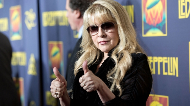 Stevie Nicks Apologizes for Rant Against Nicki Minaj