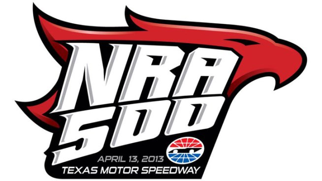 For the first time, the National Rifle Association is sponsoring a NASCAR Sprint Cup Series race at Texas Motor Speedway.
