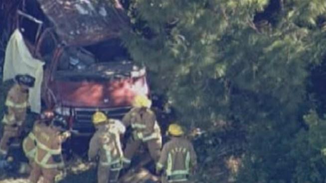 Crash on I-95 Kills 3, Injures 12: FHP