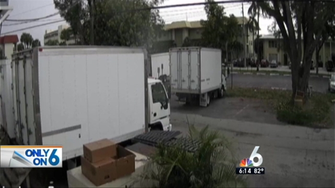 Thieves steal thousands from seafood market nbc 6 south for Fish market fort lauderdale