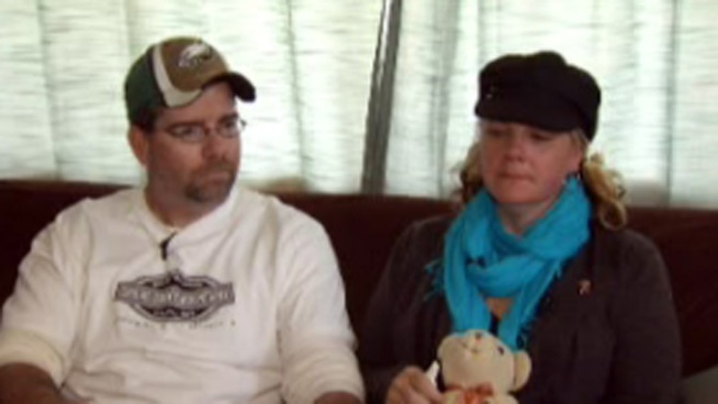 Autumn Pasquale's emotional parents spoke to NBC10's Doug Shimell. They said when they first reported their daughter missing the process seemed to move slow and they want to make sure everything was done to find their daughter.