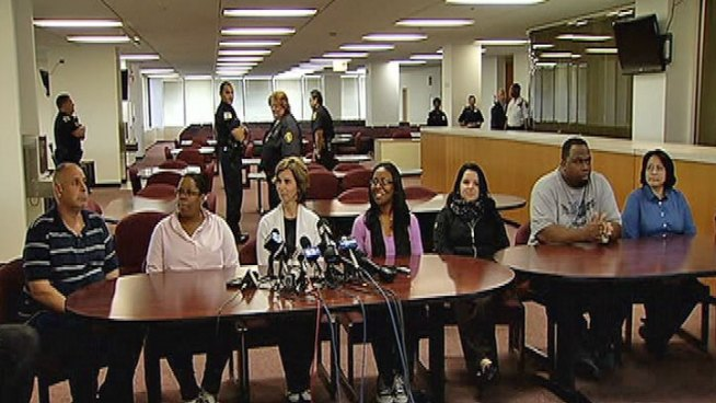 Ten jurors chose to reveal themselves to the media after they returned a verdict in the case against William Balfour.