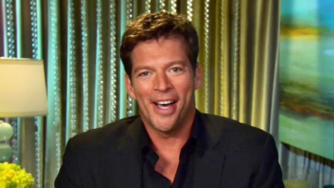Harry Connick Jr. is proud of his new film,