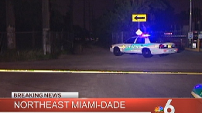 Man Found Dead Inside Car in NE Dade
