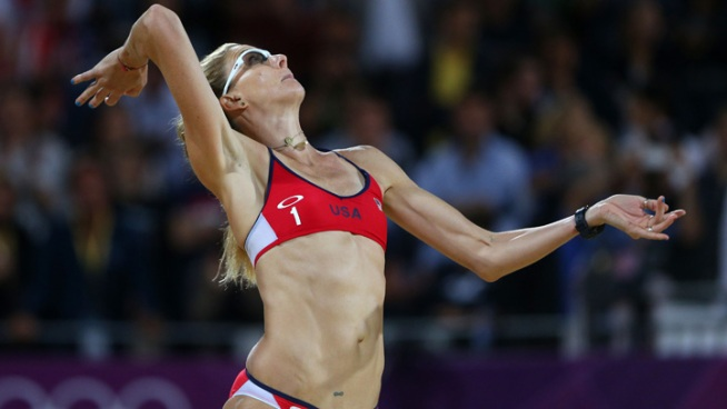 Best Olympic Bodies