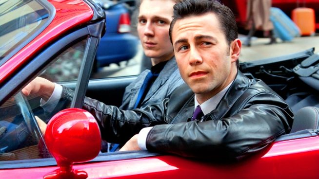 Actor Joseph Gordon-Levitt and director Rian Johnson first teamed up for the 2005 crime drama
