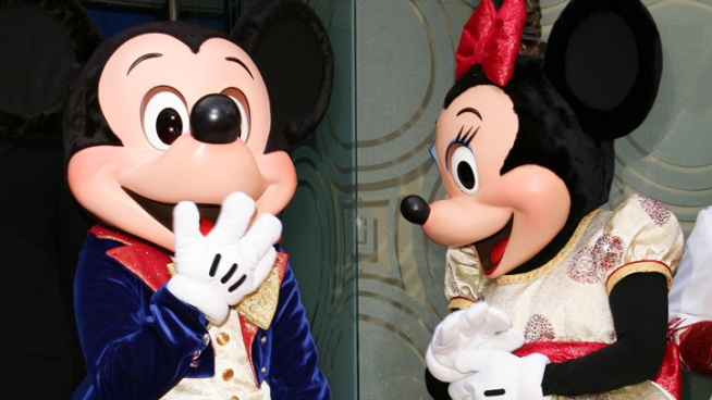 Mickey Mouse's Beard, Minnie's Veil Enrage Egypt's Muslims