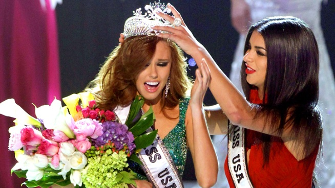 Arab-American Beauty Crowned 2010 Miss USA