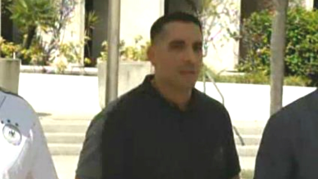 Raul Iglesias, 40, pleaded not guilty to nine counts in federal court Friday after he was accused of planting cocaine on a suspect and stealing drugs and money from suspected dealers. Iglesias' attorney Richard Diaz and Javier Ortiz of the Miami Fraternal Order of Police discussed the case.