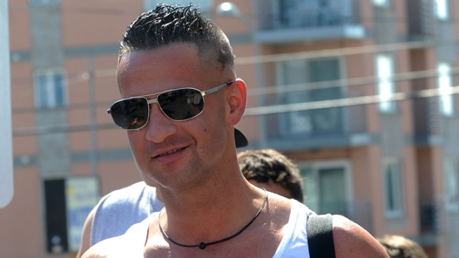 NBC Miami sits down with Mike 'The Situation' Sorrentino from the 'Jersey Shore' to talk about his latest business venture, tanning salons.