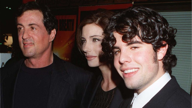Sage Stallone Laid to Rest