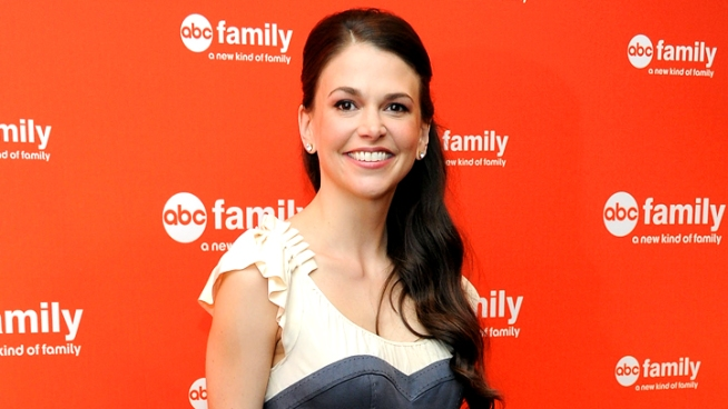 Sutton Foster talks about the success of her ABC Family series,