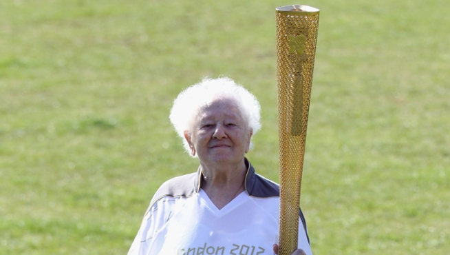 London Games Organizers Unveil Olympic Torch Route