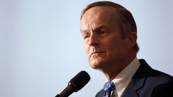 Akin Won't Quit Race After Rape Remark