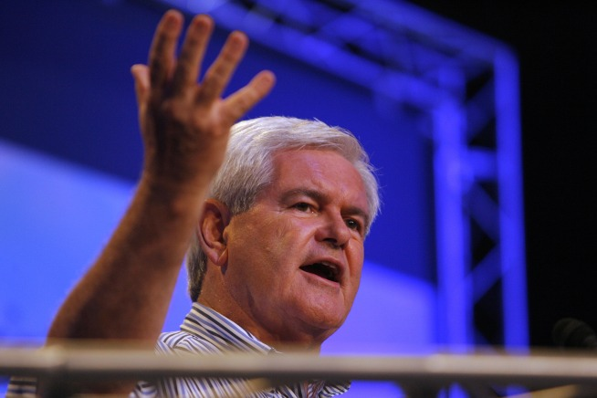 "Gingrich Camp Calls Palin Plagiarism Claims ""Silly"""