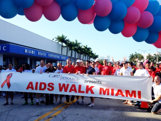 AIDS Walk Miami One Step Closer to the Cure