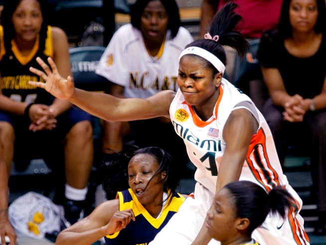Comeback Madness Earns 'Canes a Trip to WNIT Finals