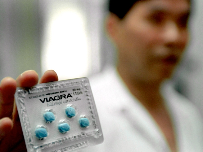 Viagra Demand Surges Before Valentine's Day