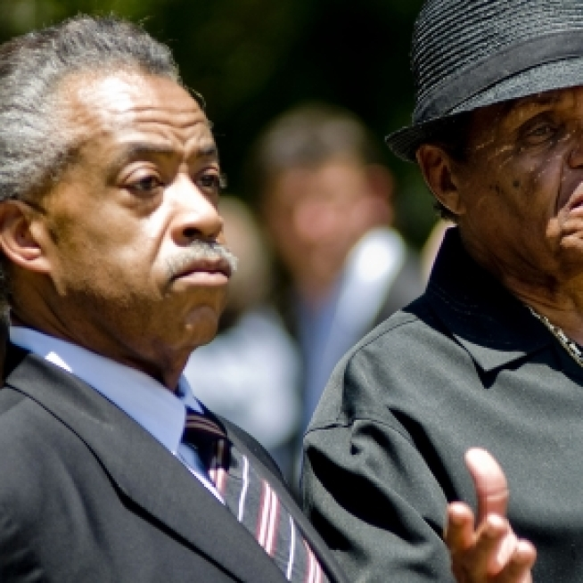 Al Sharpton Family http://www.nbcmiami.com/entertainment/celebrity/Rev__Al_Sharpton_On_The_Jacksons___This_Family_Has_Always_Rallied_.html